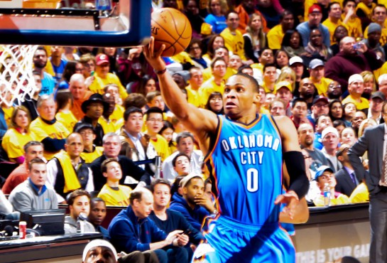 Will Russell Westbrook Become the MVP This Year?
